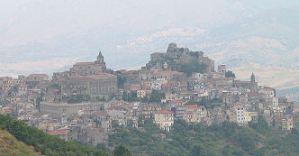 l'opera di Trazzera nella chiesa Verzella a Castiglione di Sicilia