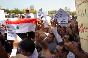 siria protesta