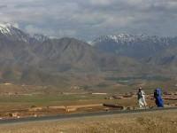 """Lo stendardo del 5° reggimento Aves """"Rigel"""" sventola in Afghanistan"""