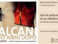"""Balcani, vent'anni dopo. 1991 – 2011"" di Livio Senigalliesi"