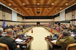 generale Abrate al comitato militare nato