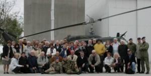 12° raduno degli allievi Ufficiali di Complemento