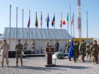 Afghanistan: cambia il contingente Operational Mentor and Liaison Team (OMLT)
