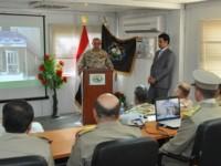 Concluso il corso di inglese all'Università della Difesa per Studi Militari irachena