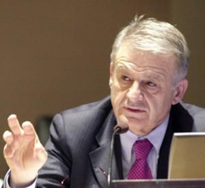 Ministro dell'ambiente Corrado Clini