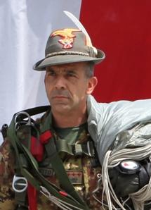 Brigata Julia: il colonnello Montalto