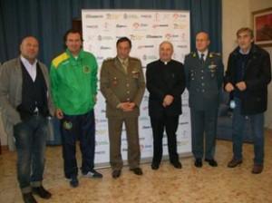 triangolare tra Esercito,Guardia di Finanza e Clericus Top