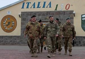 Afghainistan, visita al contingente italiano ad herat