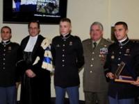 Inaugurato l'anno accademico della Scuola Sottufficiali dell'Esercito