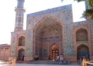 La moschea di Herat - foto di Clara Salpietro