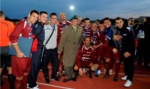"""triangolare di calcio dedicato a """"Franco Mazzalupi"""""""