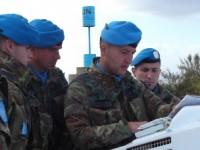 Libano: per il contingente militare italiano è stato un Natale di lavoro