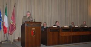 Valotto inaugura Anno Accademico 2011/2012 dell'Accademia Militare di Modena