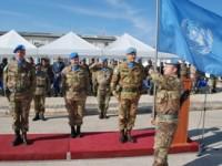 Libano: passaggio consegne tra 6° Reggimento Trasporti e 1° Reggimento Manovra