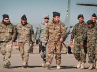 Aeronautica militare italiana e NTM-Afghanistan alla cerimonia di nascita dell'aviazione afghana
