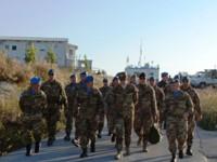 Libano: il comandante del COI generale Cornacchione visita i caschi blu italiani