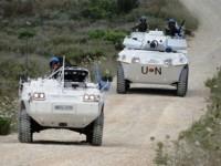 Libano: i caschi blu italiani sorvegliano il meeting tra Israele e Libano