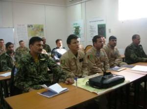 Afghani-a-lezione