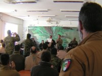 Afghanistan: brevettati 48 allievi dell'Aeronautica afgana sull'elicottero MI-17
