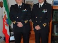 Augusta: cambio al comando forze da pattugliamento per sorveglianza e difesa costiera