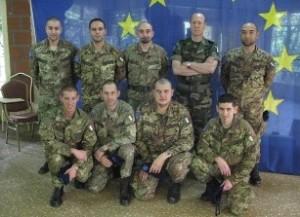 Uganda: al via l'attività dei militari italiani