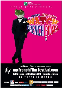 primo festival di cinema francese:my french film festival.com