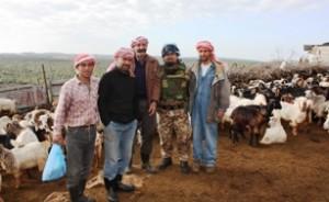 Libano:campagna medica veterinaria a shama