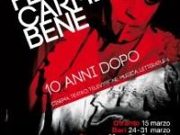 Festival Carmelo Bene: dal 24 al 31 marzo la Puglia ricorda un artista poliedrico