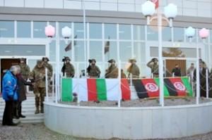 Herat - Inaugurazione Terminal Ranzani