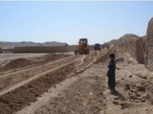 Badghis: inaugurata la pavimentazione della Lithium Route