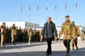 ambasciatore Pezzotti ed il generale Portolano