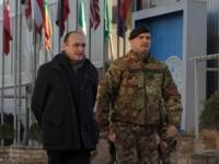 Afghanistan: l'ambasciatore d'Italia a Kabul visita il contingente italiano