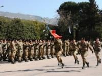 La brigata Garibaldi parte per l'Afghanistan: cerimonia di saluto alla caserma Orsi di Caserta