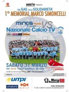 La Sunrise management organizza il 1° Memorial Marco Simoncelli