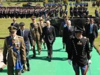 Festa dell'Esercito – Generale Graziano: l'Esercito cercherà di fare meglio con le risorse che l'Italia pone a disposizione
