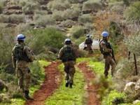 I caschi blu italiani rimuovono mina anticarro tra Libano ed Israele
