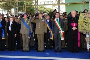 Vierbo - cerimonia costituzione  Aviazione Esercito