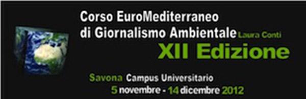 XII corso euromediterraneo di Giornalismo Ambientale Laura Conti