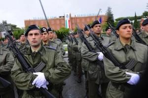 roma: festa dell'arma trasporti e materiali