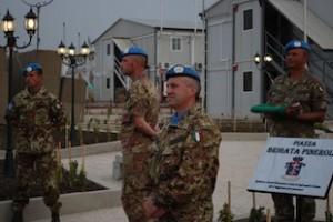 inaugurazione piazza brigata pinerolo