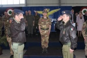 cambio al comando della Task Force Air (TFA)