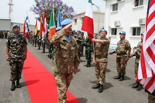 Giornata internazionale dei Peacekeepers