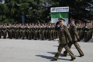 Caserma Duca: seicento volontari in ferma prefissata di un anno hanno prestato giuramento