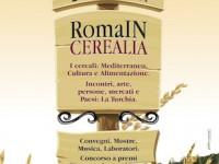 Roma: il 9 e 10 giugno RomaINcerealia al Farmer's Market