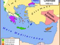 Empori e presidi sulle rotte del commercio genovese e veneziano: un convegno a Roma il 20 giugno