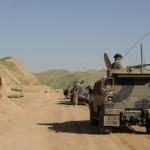 afghanistan: pattuglia bersaglieri