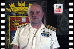 Capo di Stato Maggiore della Marina, ammiraglio di squadra Luigi Binelli Mantelli