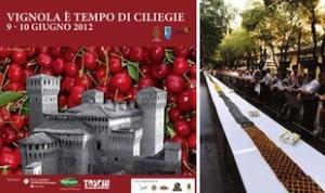 vignola è tempo di ciliegie 9 - 10 giugno 2012