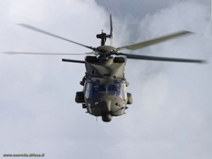 NH90 NATO Helicopter for the 1990
