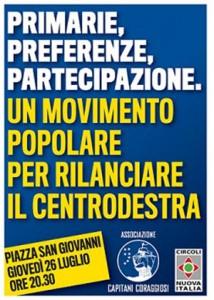 il manifesto per una nuova Europa popolare del senatore Andrea Augello